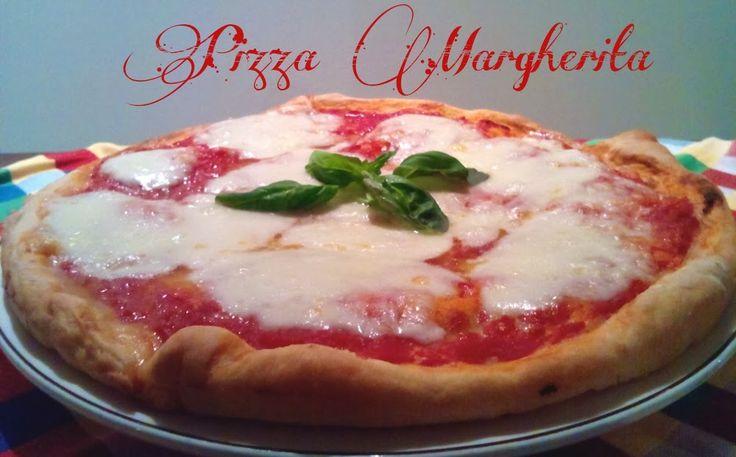 Cucinando tra le nuvole: Pizza Margherita