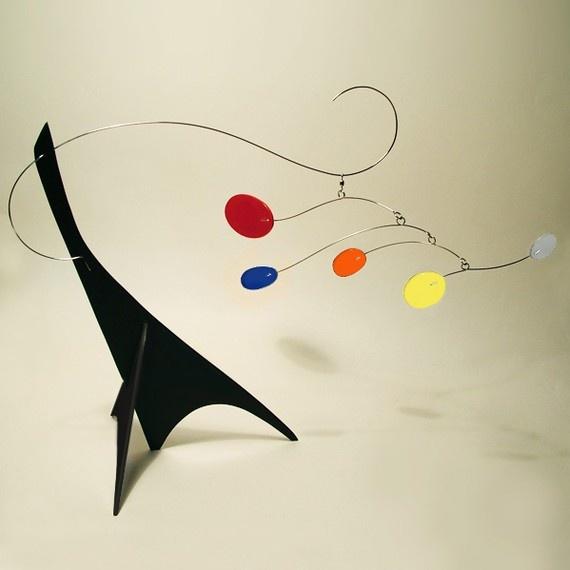 Peacenik Stabile / Mobile by frithmobiles on etsy: Art Met, Peacenik Stability, Etsy, Kinetic Art, Art Class, Mobiles Kinetic, Art Sculptures, Case, Stability Mobiles