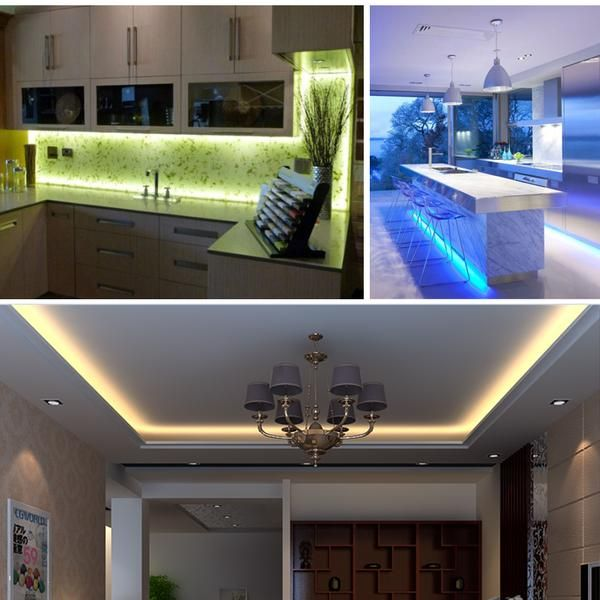 Take Your Lighting To The Next Level And Impress Everyone With These 16ft Long Light Strip Our Package Allows You To Strip Lighting Led Light Strips Led Color