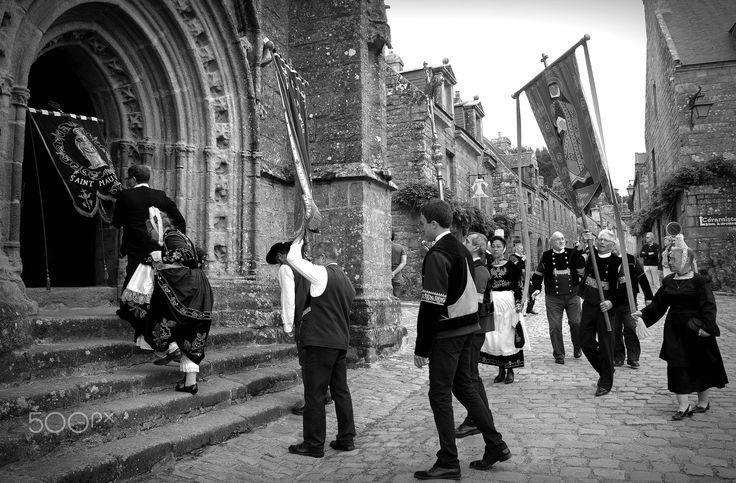 Pardon de S. Ronan - Pardon de S. Ronan, Locronan, Bretagne, France