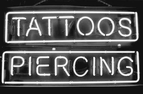 TATOOS  PIERCINGS