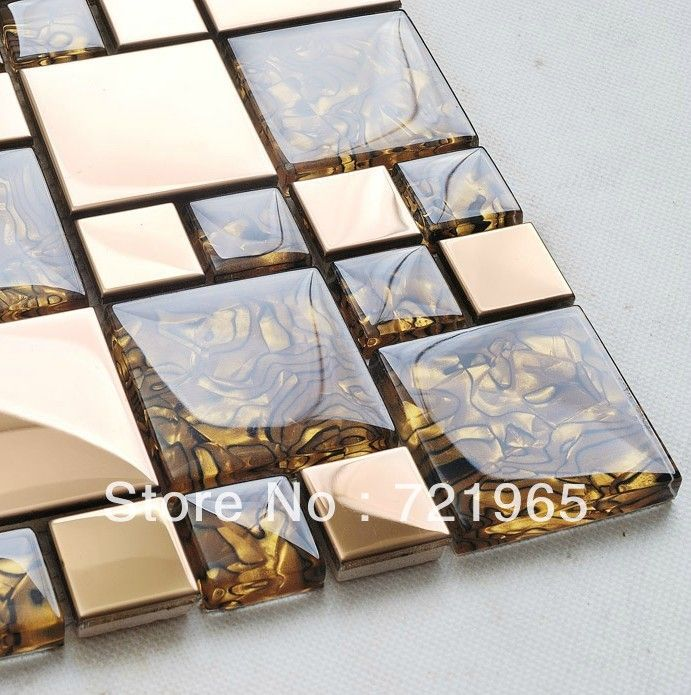 Wow Nice Gl Mosaic Tile Companies Mother Of Pearl Stainless Steel Tiles