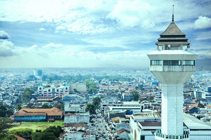 Bandung, where my wife is born when her Dad served in the Dutch military of the former Dutch East Indies.