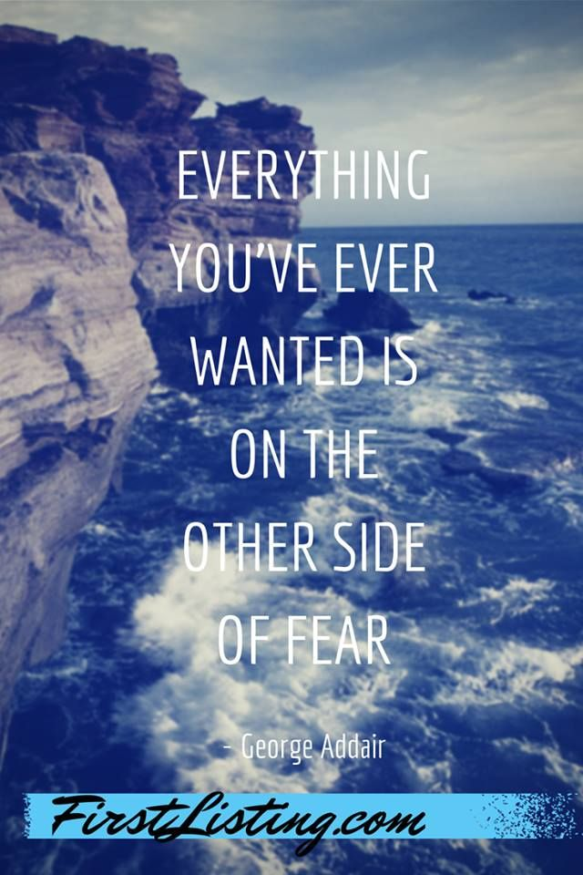 Inspirational Quotes About Overcoming Fear. QuotesGram