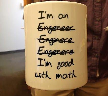 Coffee Mug for Engineers | From Funny Technology - Community - Google+ via Herb Firestone
