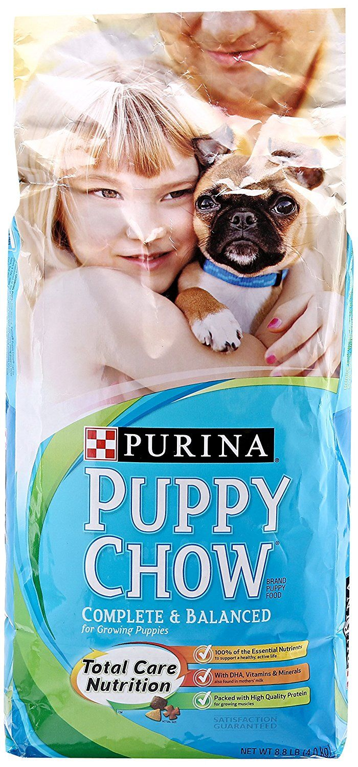 Purina Puppy Chow Dry Dog Food 8lb *** Find out more details by clicking the image : Dog Food