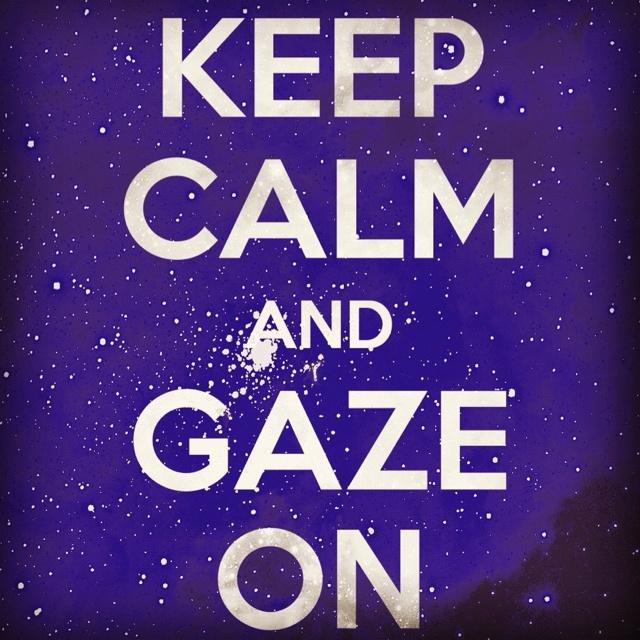 I love to stargaze.  dm_nelson originals.Dmnelson Originals