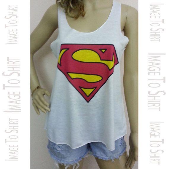Superman T-Shirt For Women