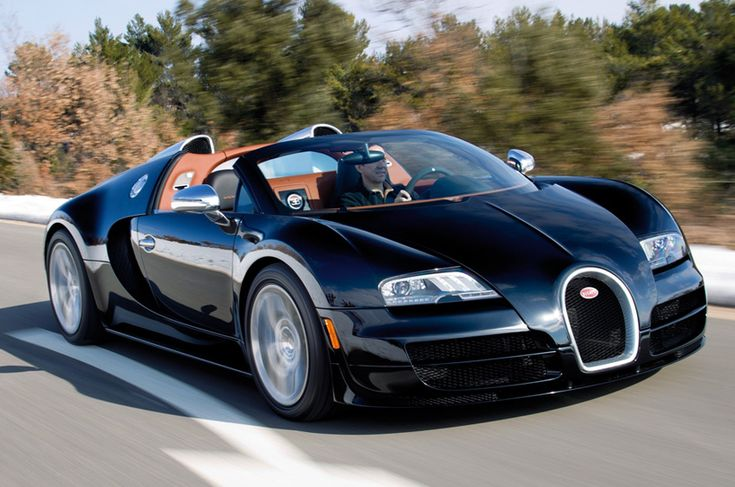 Debuted at this years Geneva Motor Show, the 'Veyron Grand Sport Vitesse' by Bugatti is the world's fastest road convertible yet produced. #LimiteMagazine