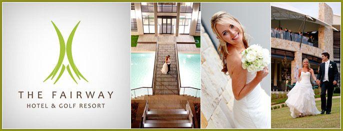 The Fairway Hotel & Golf Resort - Gauteng Wedding Venues  #atGuvon  #HitchedAtGuvon