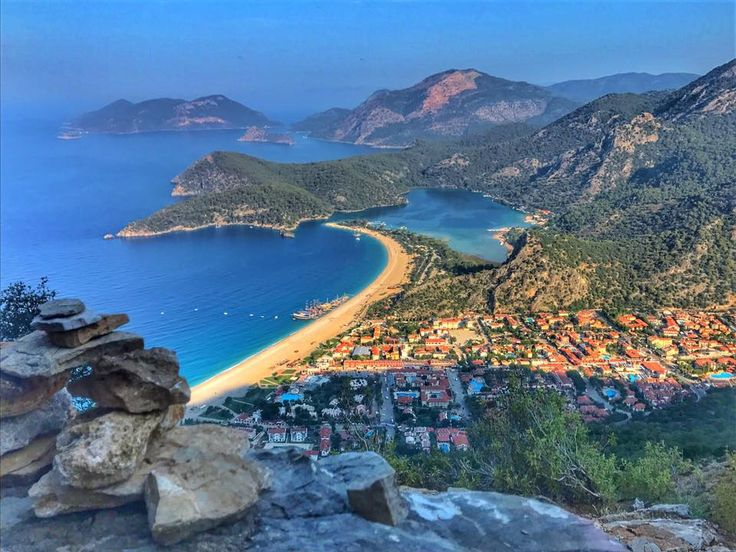 Good morning from #Oludeniz - one of the most beautiful resorts in #Turkey