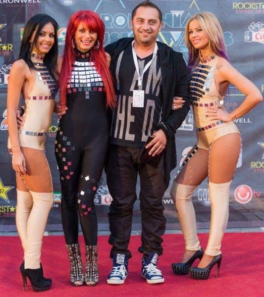 Artists: Sylvia, DJ Rynno Designer: Stefan Musca