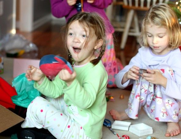 Three ways to lower children's Christmas present expectations