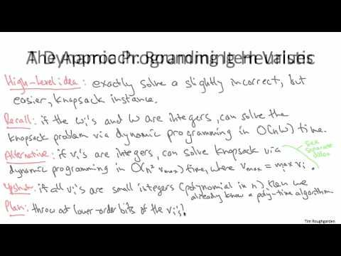 17.2 - Analysis of a Greedy Knapsack Heuristic 1 - Approximation Algorithms For NP-Complete Problems - YouTube