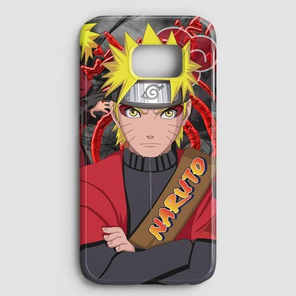 Naruto Uzumaki Sage Mode Wallpaper Samsung Galaxy Note 8 Case Casing