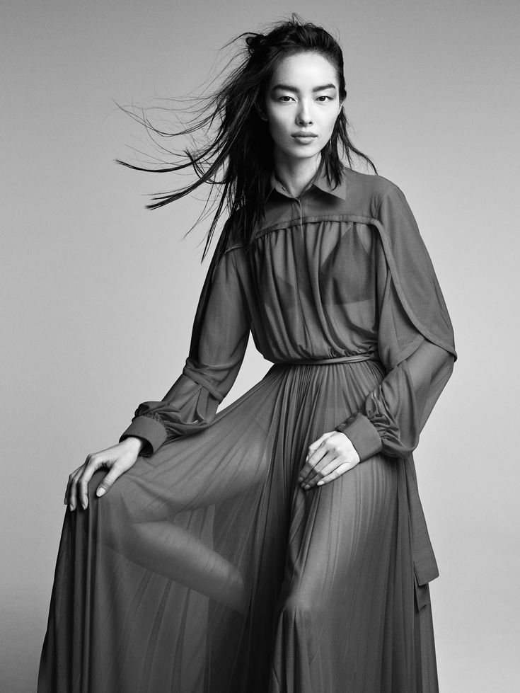 Vogue China March 2017 - Fei Fei Sun - Patrick Demarchelier