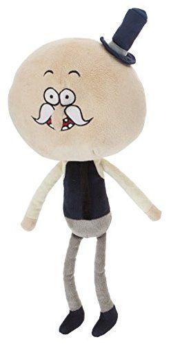 REGULAR SHOW - Plush Toy Pops (cake pop 22/58cm) - Quality Super Soft @ niftywarehouse.com