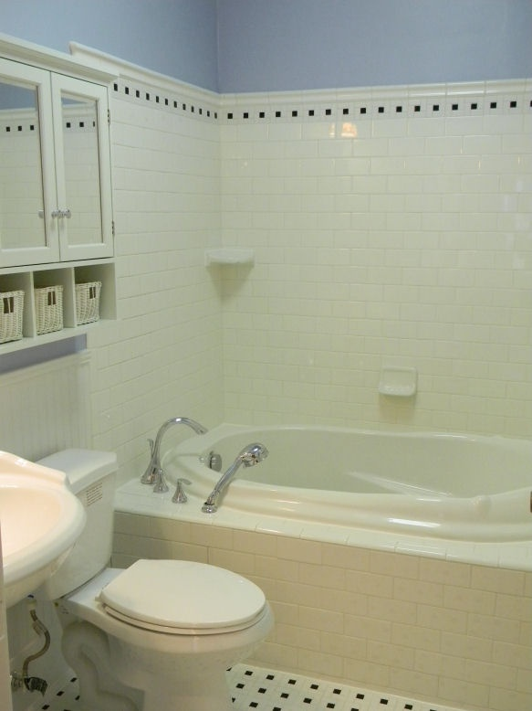 Bathroom in Rick Fifer's listing in Tampa!