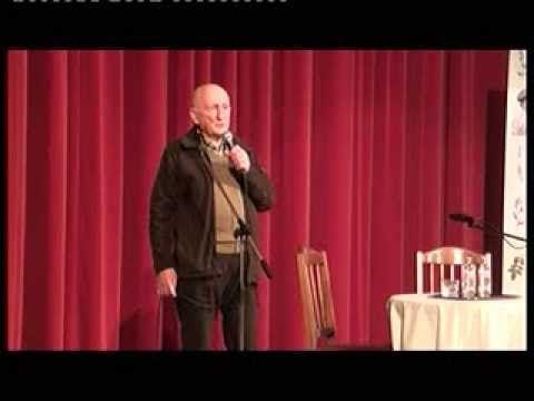 A bükki füvesember: Szabó György Sátoraljaújhelyen (2013.10.22.) - YouTube
