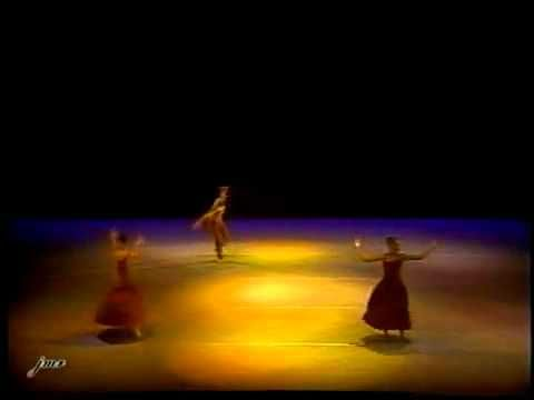 Alvin Ailey's Revelations (excerpts). Most likely Mr. Ailey's most well-known pieces. It is performed by the Alvin Ailey Dance Theater in 3 parts for an evening length work first performed in 1960. The piece uses  African-American spirituals, song-sermons, gospel songs and holy blues.