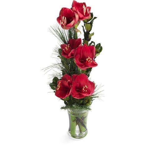 Amaryllis skaper glede - Forus - Maren's Blomster