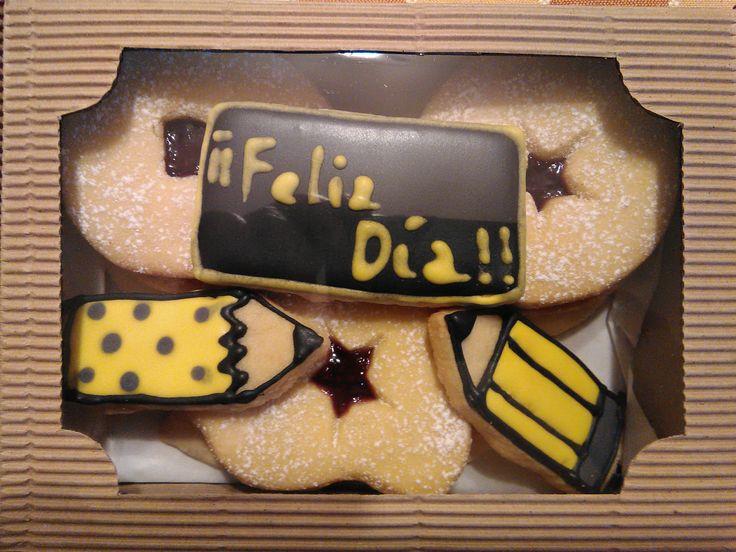 Galletas de Maicena, Delicias y Glaseadas