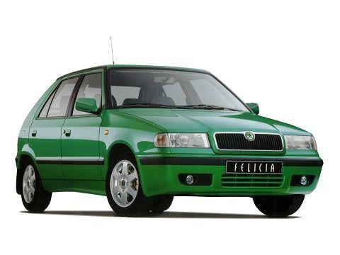 Skoda Felicia (1998 – 2001). - Skoda - Škoda Auto