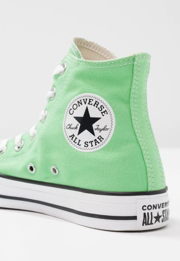 Green Converse High Tops : Cheap Converse | Shoes ☆ Chuck