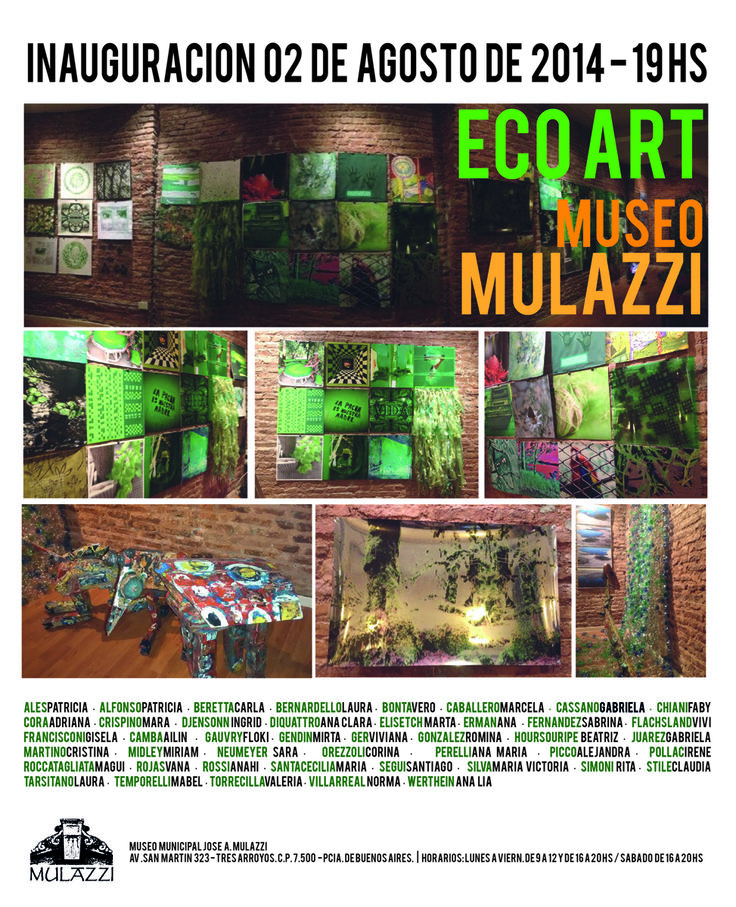 ECO ART DIQUATTRO ANA CLARA