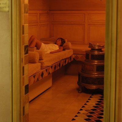 Les Bains du Marais Paris, hammam, institut de beauté, massage, restaurant