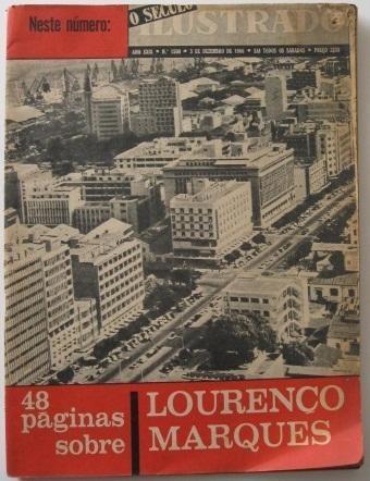 Moçambique - Revista 'O Século Ilustrado', de 1966 - Cidade de LOURENÇO MARQUES