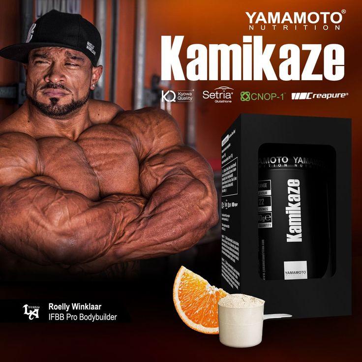 #Yamamoto - #Kamikaze - #400 gr. #suplimente #proteine #yamamoto #nutrition #yamamotonutrition #preworkout #oxid #nitric