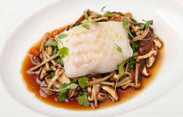 How to Sous-Vide Cod - Great British Chefs