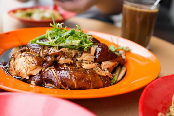 Singapore Chinatown - Good place of dining and shopping