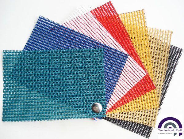 Linea EXTERIOR - varios colores - Cortinas roller - Technical Roll