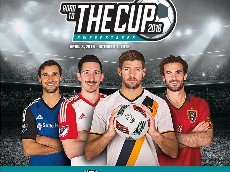 Enter the Makita U.S.A., Inc. Road to MLS Cup 2016 Sweepstakes for a chance to win a 2-night trip for two to the MLS Cup 2016!