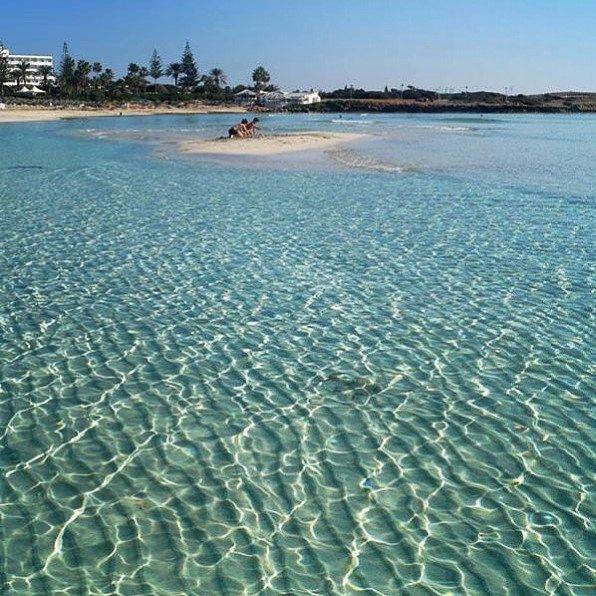 Nissi Beach Ayia Napa Cyprus \ Photo By @franjescos by ayia.napa
