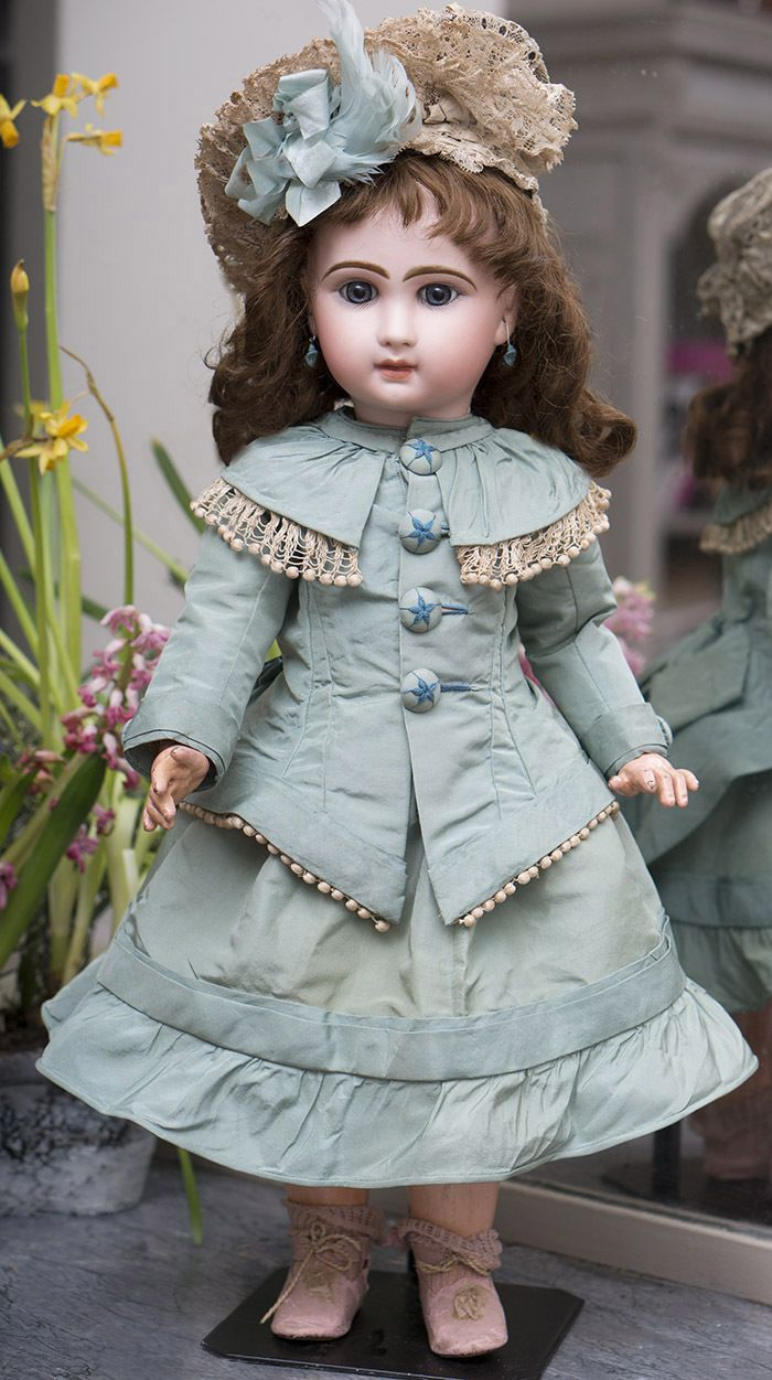 1811 Best French Dolls Of The 19th Century Images On