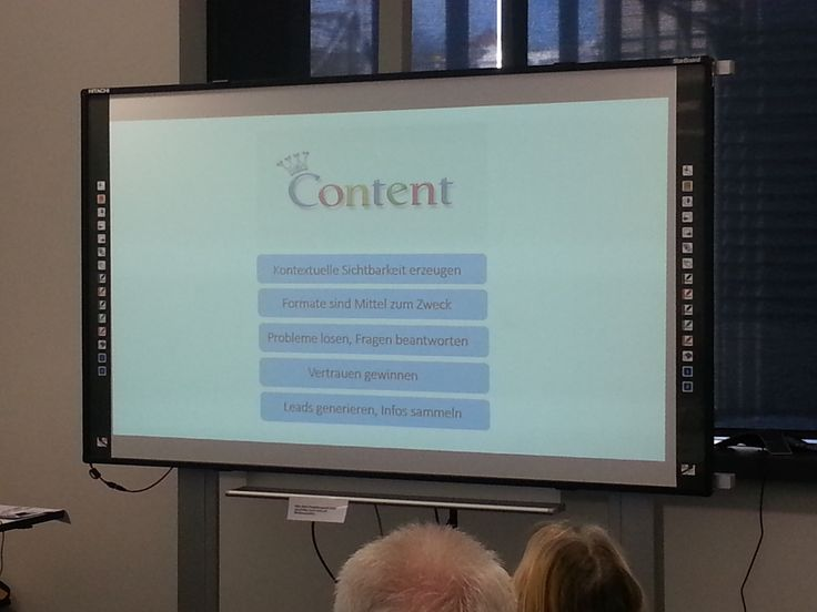 """Content is King"": Nur so funktioniert erfolgreiches #ContentMarketing"