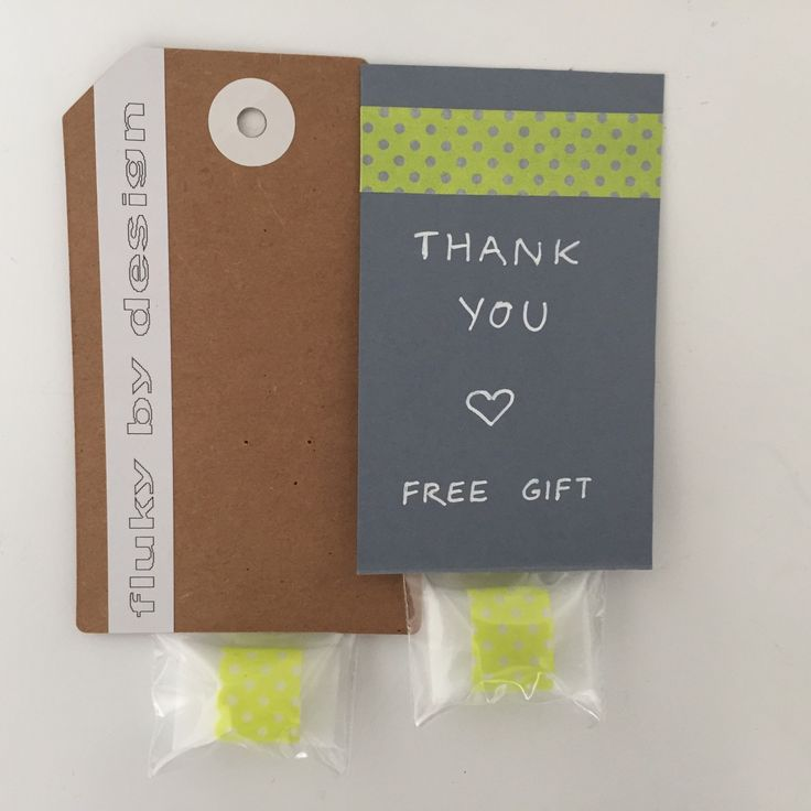 Free gift with every order!!  Offer lasts from now until the end of June