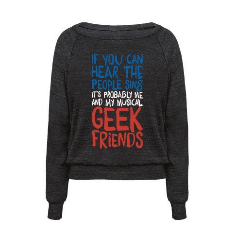 Musical Geeks   T-Shirts, Tank Tops, Sweatshirts and Hoodies   HUMAN