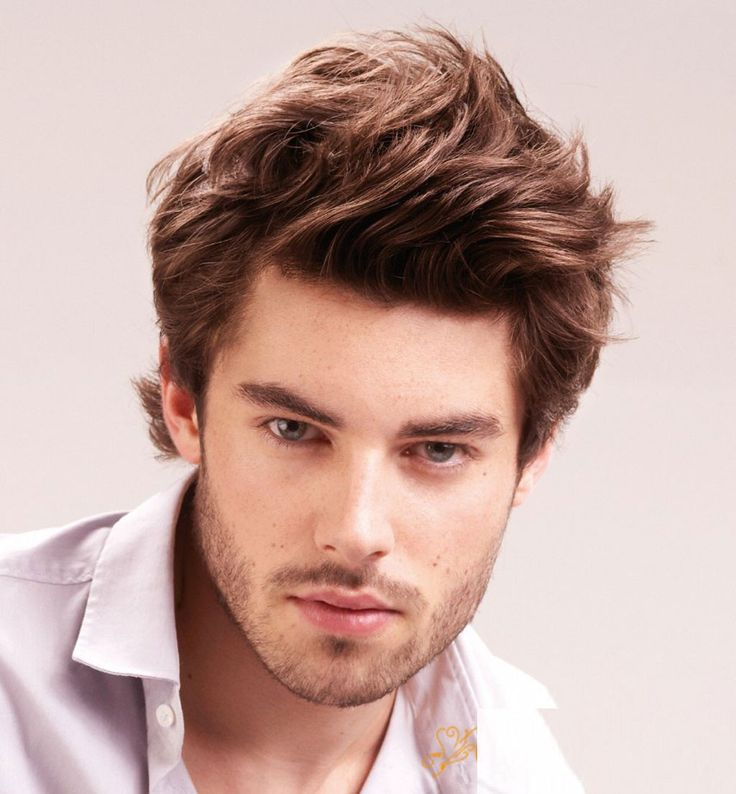 17 Best Images About 31 Cool Hairstyles For Boys On: 17 Best Images About Mens Hairstyles On Pinterest