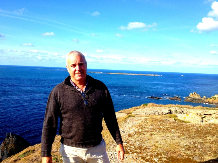 Dave on Alderney