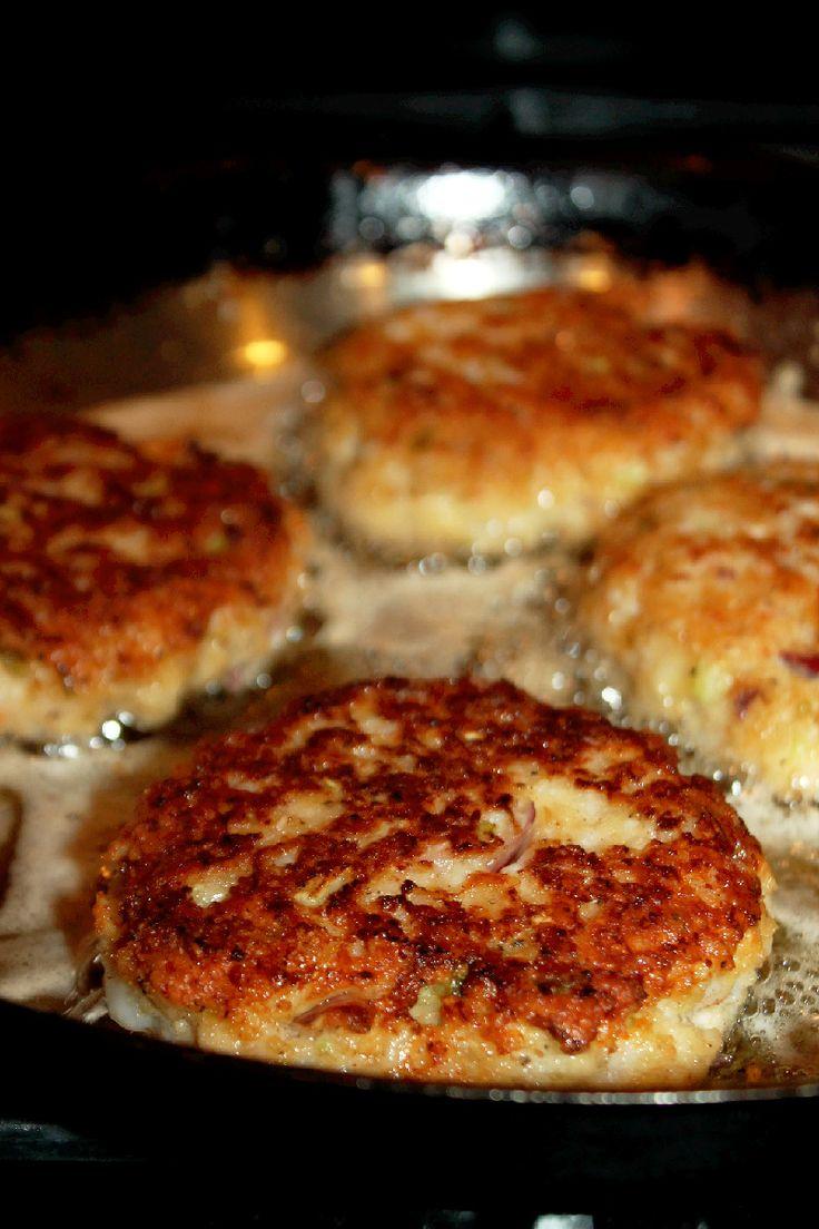 Shrimp Cakes-Creole Contessa
