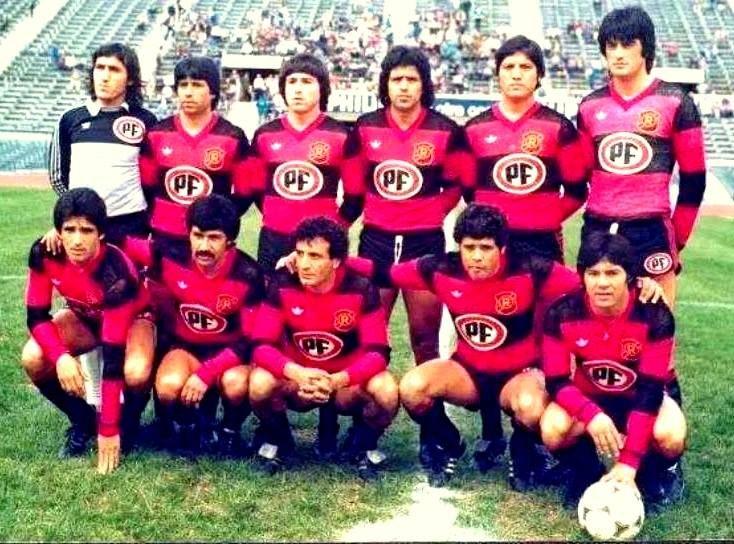 Rangers 1982.