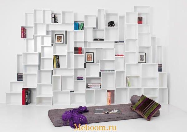 Модульная система стеллажей Cubit   Мебель для Вашего дома