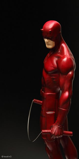 Daredevil Red | Statue | Bowen Designs Marvel Comics