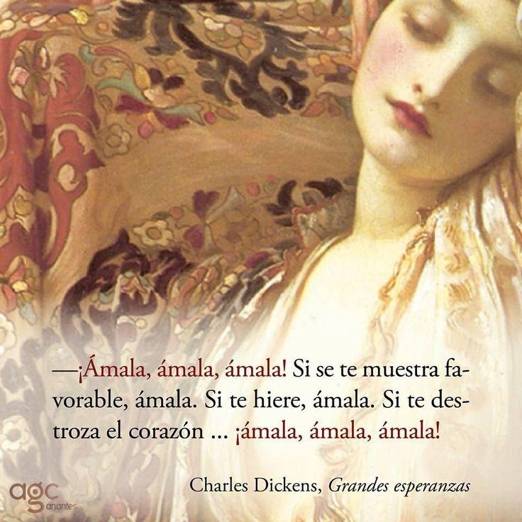 Charles Dickens, Grandes esperanzas.
