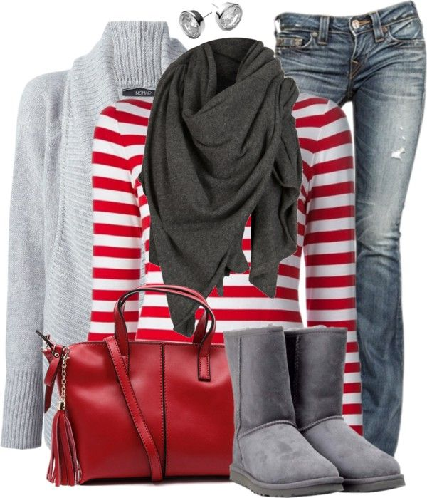 35 Winter Outfits Polyvore Ideas To Keep You Warm This Winter - Be Modish - Be Modish