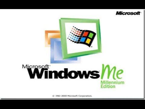 Windows Me - не ось, а недоразумение!